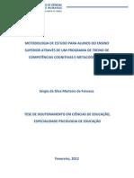 Tese de Doutoramento - Entregue Em 05.03.2012
