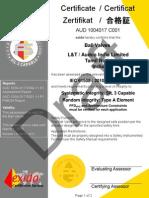 AUD Q10!04!017_TMBV Certificate C001