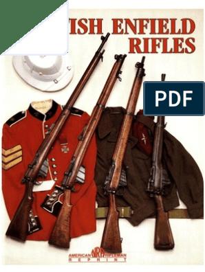 British Enfield Rifles - NRA - 2004 | Rifle | Musket