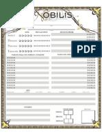 Nobilis 3 Character Sheet