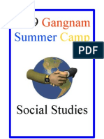 Social Studies 5th Front cover