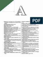 Dictionar Tehnic Roman-Englez (a-I)