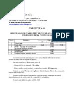 38329152 2010 Preturi Stup Farostup V10 in LEI