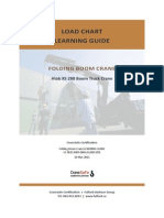 Hiab Lorry Loader Load Chart