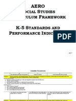 aero ss standards 2013-2014