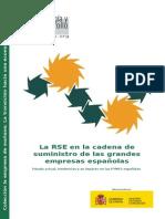 Informe RSE Cadena de Suministro