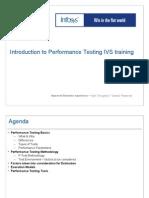 Performance Testing Training - IVS_2