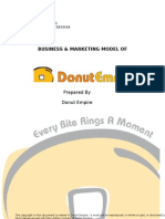 Donut Empire BUSINESS Model Presentation2