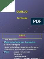 Semiología Del Cuello..ppt