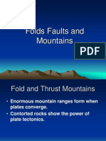 Folds, Faults & Mountains
