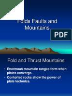 Folds, Faults & Mountains