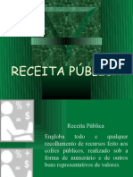 Cap. 4 - Receita Pública