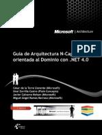 Guía Arquitectura DDD Net.pdf
