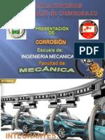 Corrosion en La Industria Automotriz