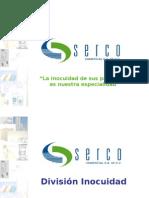 Perfil Corporativo Serco I y F 2