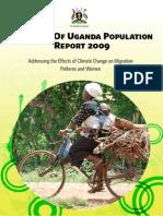 State of Uganda Population Report 2009 New