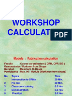 Fabrication Calculation[1]