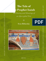 Biliarsky - The Tale of the Prophet Isaiah; The Destiny and Meaning of an Apocryphal Text (2013)