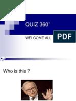 Quiz 360