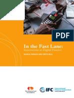 Innovations in Digital Finance 2014