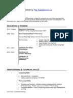 us marine corps resume example   resume companionresume