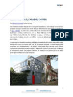 58. Tecnne. Gerrit Rietveld, Casa Del Chofer