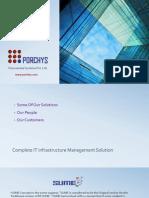 Poorvanchal Systems Pvt.ltd.(Porchys) Corporate Profile