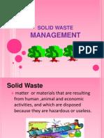 Paranas, Kristine Anne E. - Solid Waste Management