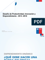 Gerencia de Emprendimiento ColegioIngenieros Innovo