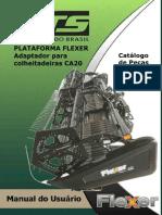 Adaptador Plataforma Flexer Md160049 Br