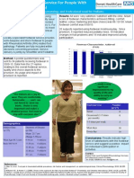 A Survey of a Footwear Service for People With Rheumatoid Arthritis