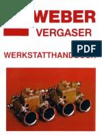 Weber Vergaser - Werkstatthandbuch 1 + 2