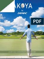 Golf Condominiums Jasmine Akoya Park Damac