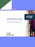 Ibm Microfinance