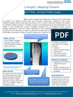 Podiatric Surgery Stepping Forward Copy
