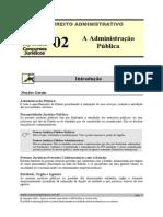ADM 02 - A Administração Pública