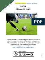 E-book Técnica Do Chute Ok6