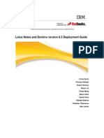 Lotus Notes and Domino v8.5 Deployment Guide