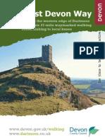 West Devon Way Leaflet 2010