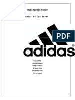 Addidas Marketing Presentation