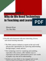 Topic 1 Presentation