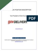 Executive Position Description - VP Csc Govdelivery Clc 072814