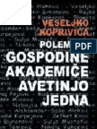 Polemika Živko Andrijašević - Zoran Lakić - Marko Vešović iz prve polovine 2002.