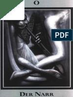 Artbook - H R Giger - Tarot