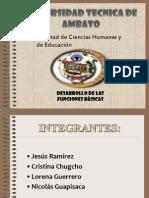 Estructura de La Propuesta Curricular