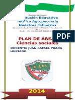 Plan de Area de Ciencias Sociales