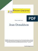 Dec 07, 2013  Jean Donaldson