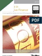 CQF Brochure 2010