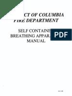 Dcfd Scba Manual