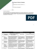 edid6505 mini-project peerfeedback  albert